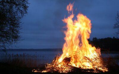 Uwaga, uwaga! W obiekcie wybuchł pożar!